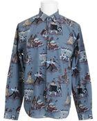 Valentino Shirt - Lyst