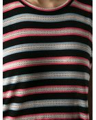 Marc By Marc Jacobs Striped Top - Lyst
