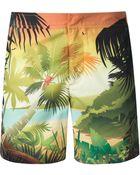 Orlebar Brown Jungle Print Swim Shorts - Lyst