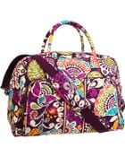 Vera Bradley Luggage Weekender - Lyst