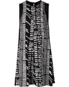 Proenza Schouler Flared Dress - Lyst