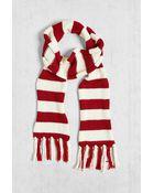 Urban Outfitters Where'S Waldo X Uo Stripe Scarf - Lyst