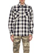 Mark Mcnairy New Amsterdam Overshirt Cotton Button Down - Lyst