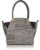 Maiyet Peyton Mini Watersnake And Leather Shoulder Bag - Lyst