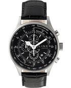 Links Of London Mph Leather Strap Watch - For Men - Lyst