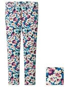 Uniqlo Women Print Cropped Leggings Pants - Lyst