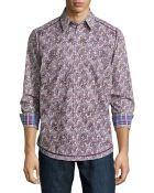 Robert Graham Paisley Woven Sport Shirt - Lyst