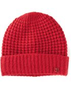 Marc By Marc Jacobs 'Walley' Beanie Hat - Lyst