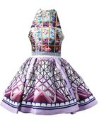 Mary Katrantzou Trinkolo Dress - Lyst