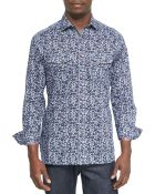 Robert Graham Forest Printed Sport Shirt - Lyst