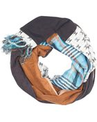 Ace & Jig Les Nouvelles + Ace & Jig Exclusive Five Year Anniversary Circle Scarf - Lyst