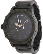 Nixon The 51-30 Chrono - The Industrial Craft Collection - Lyst
