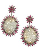 Amrapali Ruby And Sapphire 'Color Stone' Drop Earrings - Lyst