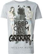 Philipp Plein 'Keep Calm' T-Shirt - Lyst