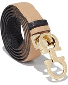 Ferragamo Adjustable And Reversible Belt - Lyst