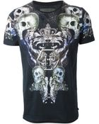 Philipp Plein Memory T-Shirt - Lyst