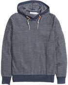 H&M Fine-Knit Hooded Top - Lyst