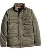 H&M Padded Jacket - Lyst