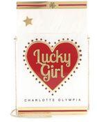 Charlotte Olympia Smokin' Box Clutch - Lyst