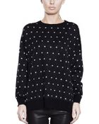 Each x Other Polka Dot Sweater - Lyst