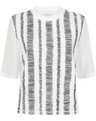 3.1 Phillip Lim Sketch Embroidered Top - Lyst