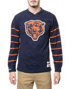 Mitchell & Ness The Chicago Bears Cornerback Longsleeve Jersey - Lyst
