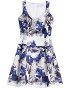 Prabal Gurung Printed Dress - Lyst