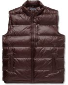 J.Crew Quilted Gilet - Lyst