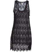 Joie Short Dress - Lyst