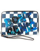 Marc By Marc Jacobs 'Sophisticato Don'T Panic Wingman' Wallet - Lyst