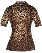 Dolce & Gabbana Shirt - Lyst