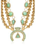 Aurelie Bidermann Navajo Necklace - Lyst