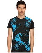 Versace Jeans Palm Print - Lyst