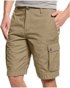 Tommy Hilfiger New Ripstop Cargo Shorts - Lyst