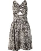 Stella McCartney Angela Dress - Lyst