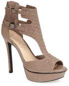 Jessica Simpson Women'S 'Ceaton' Platform Sandal - Lyst