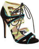 Carvela Kurt Geiger Ghecko High Heel Sandals - Lyst