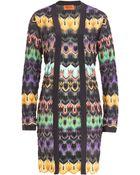 Missoni Crochet Knit Cardigan - Lyst