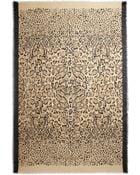 Gucci Leopard-Print Silk & Cashmere Stole - Lyst
