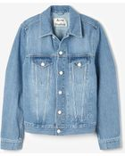 Acne Studios Jam Vintage Denim Jacket - Lyst
