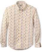 Naked & Famous Cats & Dogs Shirt - Lyst