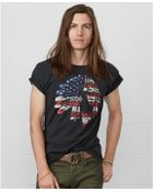 Denim & Supply Ralph Lauren Headdress Flag T-Shirt - Lyst