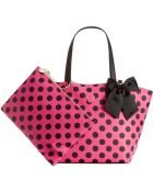 Betsey Johnson Bag In A Bag Large Tote - Lyst
