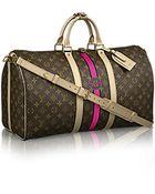 Louis Vuitton Keepall Bandouliã¨Re 45 Mon Monogram - Lyst