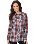 Ariat Ruidoso Plaid Shirt - Lyst