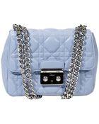 Dior Handbag Miss Dior Crossbody with Flap - Lyst