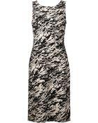 Rag & Bone Print Dress - Lyst