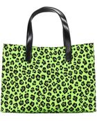 Moschino Cheap & Chic Handbag Bag Shopping Canvas Printed Animalier Patchwork - Lyst
