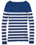 Tommy Hilfiger Nautical Stripe Sweater - Lyst