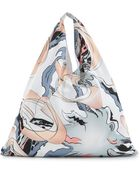 MM6 by Maison Martin Margiela Japanese Comic Print Tote - Lyst